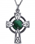 Malachite, Manuscripts & Celtic Jewellery