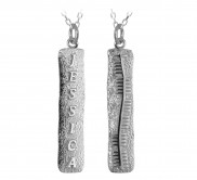 Personalised Ogham Name Pendant - 2131