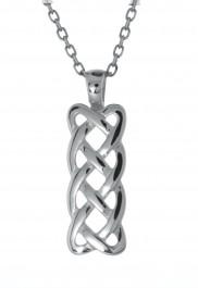 Celtic Weave Pendant - 2173