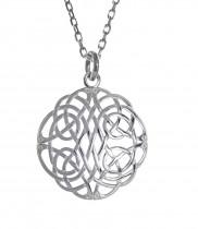 Celtic knot pendant - 2241