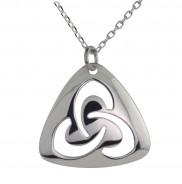 Open Trinity Knot Pendant - 2248