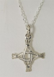 6004 Small Open weave St Brigids Cross