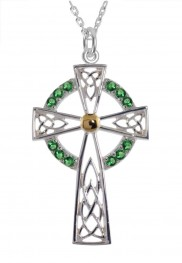 6030 Irelands High Cross Pendant