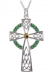 6030 Irelands High Cross Pendant