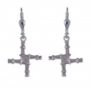 7018 St Brigids Cross Earrings