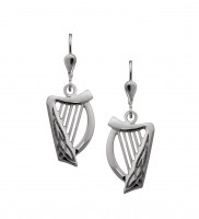 7080 Harp Earrings