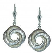 7175 Celtic Love Swirl Earrings