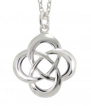 Celtic Love Knot Pendant - 2118