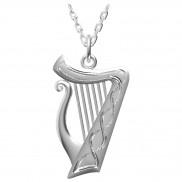 2508 Musical Harp Pendant